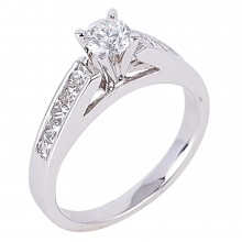 Diamond Engagement Rings SGR483 (Rings)