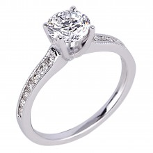 Diamond Engagement Rings SGR536 (Rings)