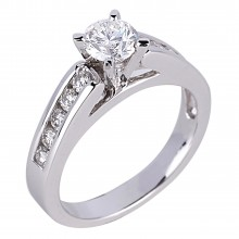 Diamond Engagement Rings SGR538 (Rings)