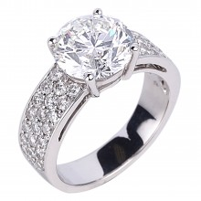 Diamond Engagement Rings SGR564 (Rings)