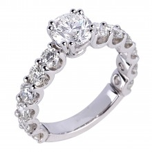 Diamond Engagement Rings SGR574 (Rings)