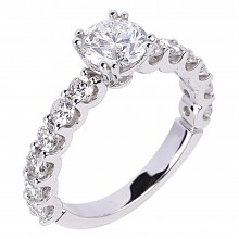Diamond Engagement Rings SGR575 (Rings)