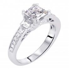 Diamond Engagement Rings SGR835 (Rings)