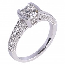 Diamond Engagement Rings SGR836 (Rings)