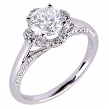 Diamond Engagement Rings SGR858 (Rings)