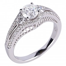 Diamond Engagement Rings SGR859 (Rings)