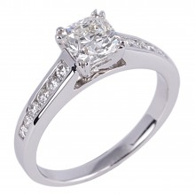 Diamond Engagement Rings SGR866 (Rings)