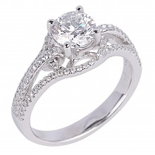 Diamond Engagement Rings SGR874 (Rings)