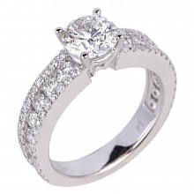 Diamond Engagement Rings SGR891 (Rings)