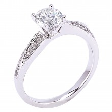Diamond Engagement Rings SGR911 (Rings)