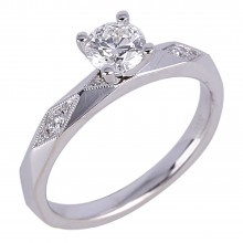 Diamond Engagement Rings SGR913 (Rings)