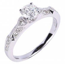 Diamond Engagement Rings SGR914 (Rings)