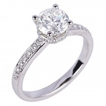 Diamond Engagement Rings SGR916 (Rings)