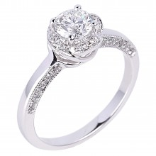 Diamond Engagement Rings SGR921 (Rings)