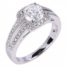 Diamond Engagement Rings SGR923 (Rings)