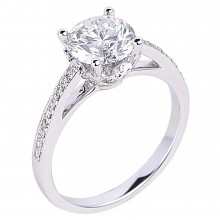 Diamond Engagement Rings SGR925 (Rings)