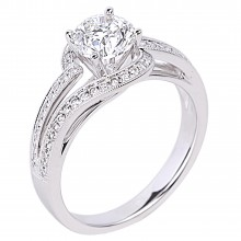 Diamond Engagement Rings SGR926 (Rings)