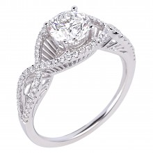 Diamond Engagement Rings SGR928 (Rings)