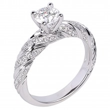 Diamond Engagement Rings SGR935 (Rings)