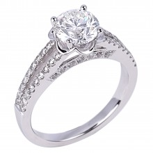 Diamond Engagement Rings SGR936 (Rings)