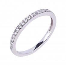 Diamond Wedding Bands SGR247W (Rings)