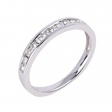Diamond Wedding Bands SGR249W (Rings)