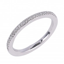 Diamond Wedding Bands SGR723W (Rings)