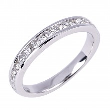 Diamond Wedding Bands SGR731W (Rings)
