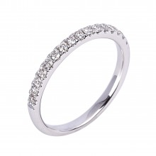 Diamond Wedding Bands SGR733W (Rings)