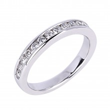 Diamond Wedding Bands SGR736W (Rings)