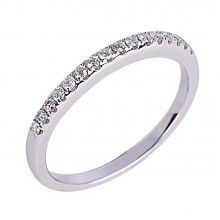 Diamond Wedding Bands SGR784W (Rings)