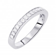 Diamond Wedding Bands SGR835W (Rings)