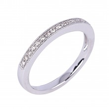 Diamond Wedding Bands SGR907RW (Rings)