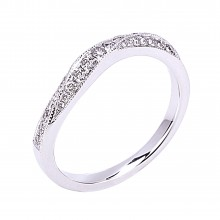 Diamond Wedding Bands SGR911W (Rings)