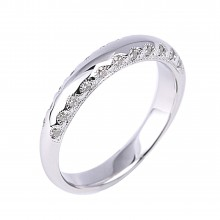 Diamond Wedding Bands SGR912W (Rings)