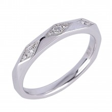 Diamond Wedding Bands SGR913W (Rings)