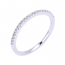 Diamond Wedding Bands SGR922W (Rings)