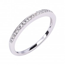 Diamond Wedding Bands SGR923W (Rings)