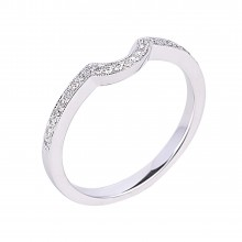 Diamond Wedding Bands SGR925W (Rings)