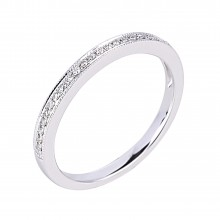 Diamond Wedding Bands SGR926W (Rings)