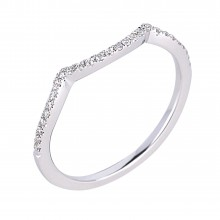 Diamond Wedding Bands SGR928W (Rings)