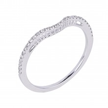 Diamond Wedding Bands SGR929W (Rings)