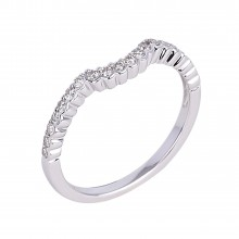 Diamond Wedding Bands SGR930W (Rings)