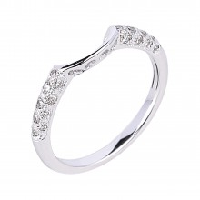 Diamond Wedding Bands SGR933W (Rings)