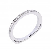 Diamond Wedding Bands SGR934-1W (Rings)