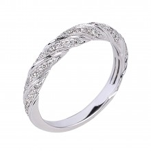 Diamond Wedding Bands SGR935W (Rings)