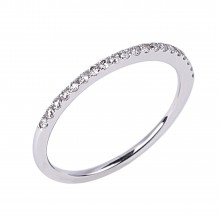 Diamond Wedding Bands SGR936W (Rings)