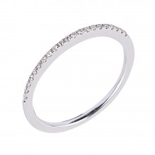 Diamond Wedding Bands SGR938W (Rings)