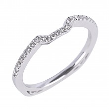 Diamond Wedding Bands SGR939W (Rings)
