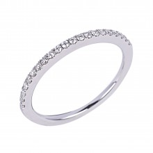 Diamond Wedding Bands SGR945W (Rings)